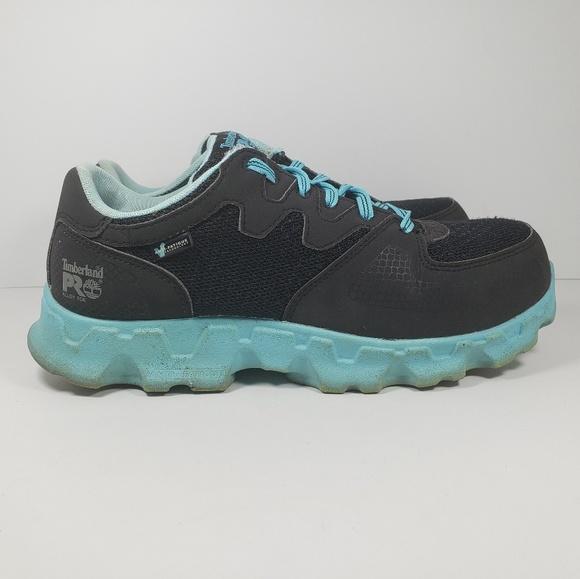 Timberland Shoes - Timberland Women Powertrain 92668 Light Blue Alloy